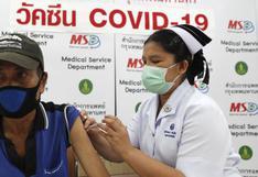 Tailandia registra nuevo récord de casi 1.000 casos diarios de coronavirus