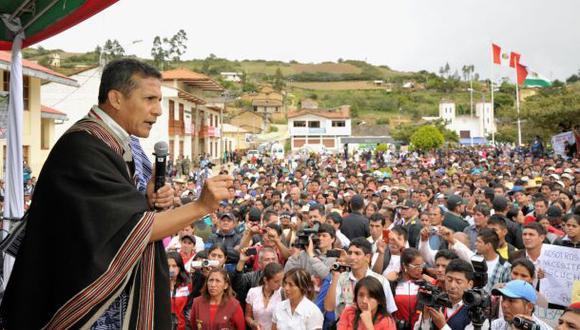 Humala pide a alcaldes no usar fondos públicos para reelegirse