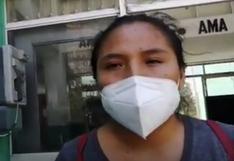 Huánuco: mujer pide ayuda a las autoridades para encontrar a su hermano desparecido en Colombia | VIDEO