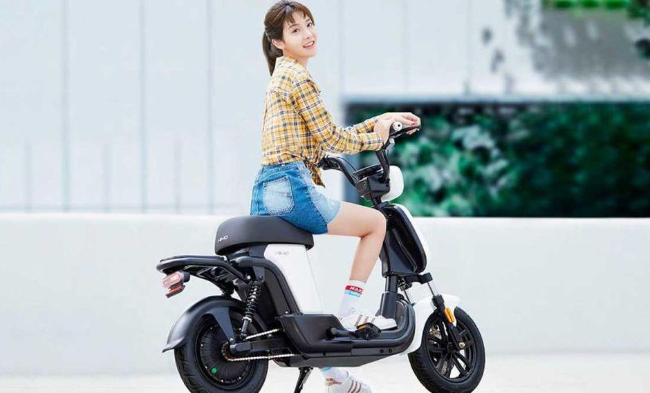 Por el momento, la bicicleta llegará únicamente al mercado chino. (Foto: Xiaomi)