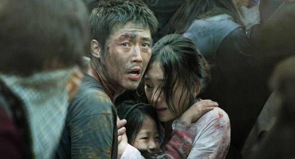 El film, protagonizado por Jang Hyuk y Soo Ae, empieza con un grupo de inmigrantes ilegales que se trasladan hasta esa ciudad en un contenedor y propagan el virus.