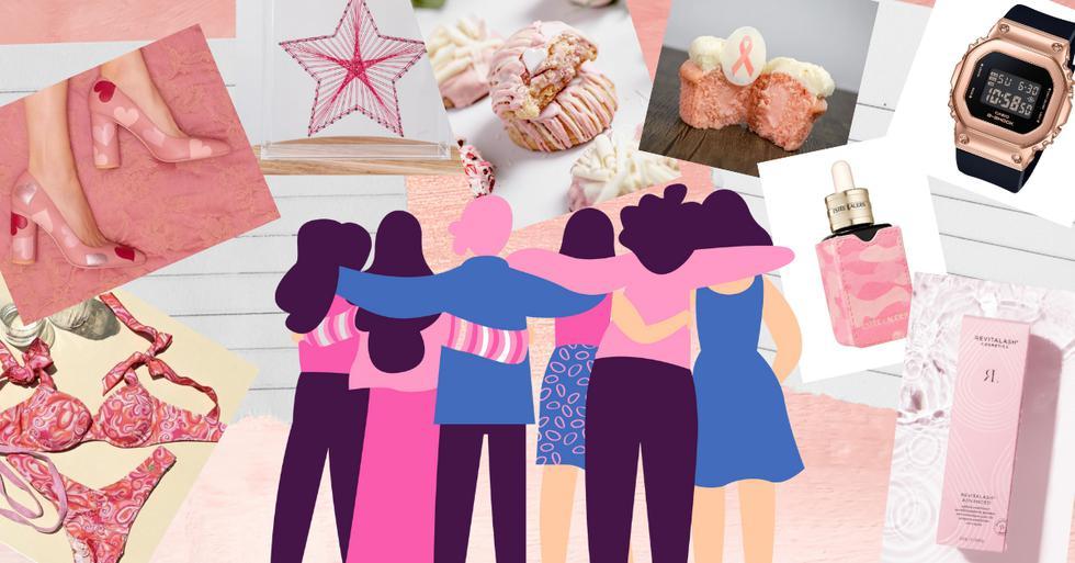 Este mes, es tu oportunidad de apoyar a la lucha contra el cáncer de mama. En esta galería, te comentamos qué marcas se han aliado por el mes rosa y a qué organizaciones apoyan. (Foto: Difusión)