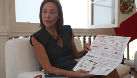 Documento está firmado por María del Carmen Sacasa, coordinadora residente del Sistema de Naciones Unidas en el Perú. (Foto: Andina)