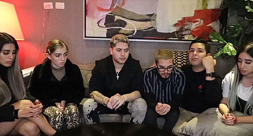 El popular canal de YouTube anunció la separación de César Morales Jiménez a través de sus redes sociales. (Foto: Captura/YouTube)