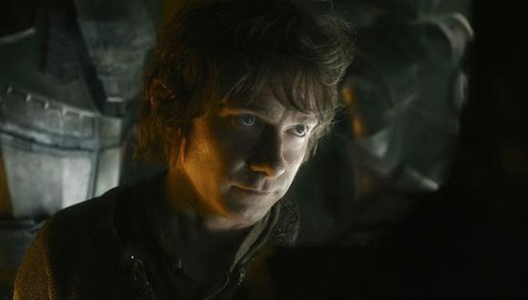 """""""El Hobbit"""" encabeza la taquilla con US$ 21,9 millones"""