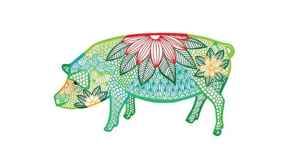 Las personas nacidas bajo el signo del Cerdo son consideradas nobles, abiertas y sociables. También son detallistas, exigentes y en ocasiones algo pasivas. (Foto: Shutterstock)