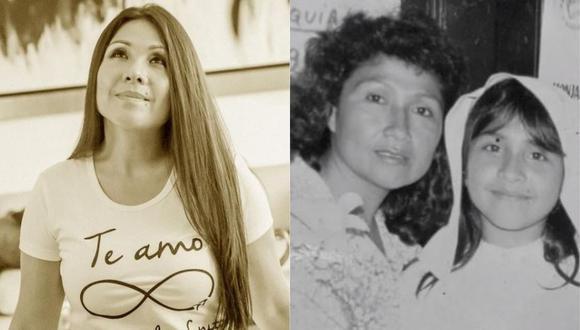 Tula Rodríguez y su emotivo mensaje por el Día de la Madre. (Foto: @tulaperu)