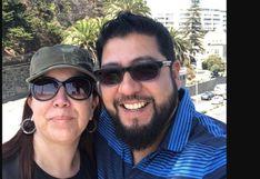 El drama de los esposos médicos internados graves por coronavirus que conmueve a Chile