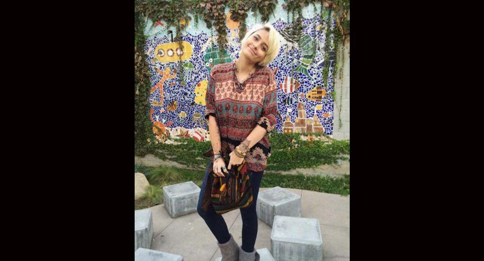 Paris Jackson: Las claves del estilo de la it girl del momento - 4