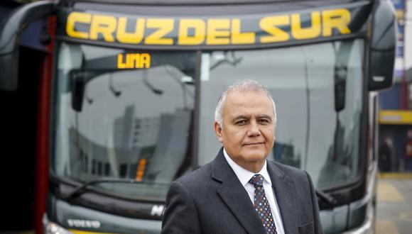 Los ingresos de la empresa caerán 35% en febrero, a consecuencia de la suspensión de parte de sus servicios, apunta su gerente general, Luis Ramírez.  (Foto: Hugo Pérez/ Archivo)