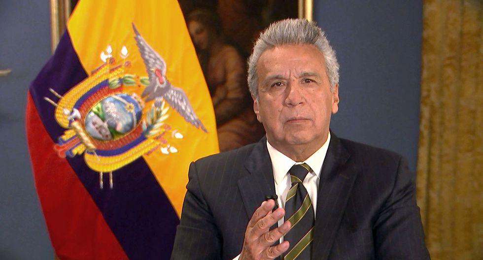 Las reformas fueron sugeridas en el marco de un acuerdo crediticio que el Gobierno de Moreno selló en febrero con el Fondo Monetario Internacional por US$4.200 millones. (AFP)