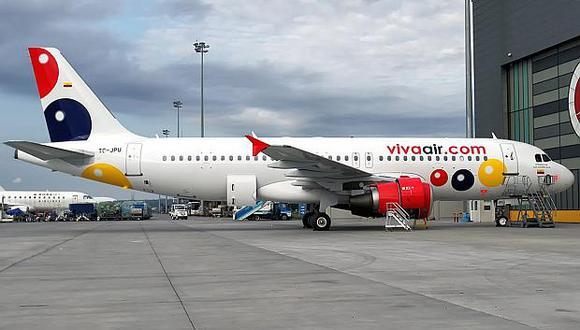 Viva Air informó que tiene 3 años operando en el país, genera 600 empleos y que en los dos últimos dos años han invertido fuertemente en renovar su flota. (Foto: GEC)