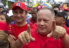 "Diosdado Cabello denuncia campaña a lo ""Hollywood"" sobre migración venezolana"