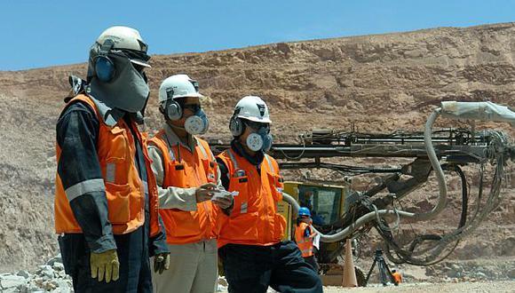 Producción nacional de oro y zinc se contrajeron en febrero