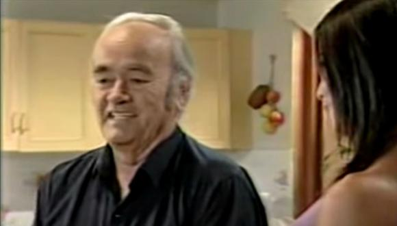 Ricardo Fernández participó en televisión haciendo serie y telenovelas, además de actuar en el teatro y algunas películas. (Foto: Captura de Panamericana TV)