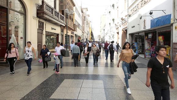 En Lima Oeste, la temperatura máxima llegaría a 22°C, mientras que la mínima sería de 16°C. (Foto: GEC)