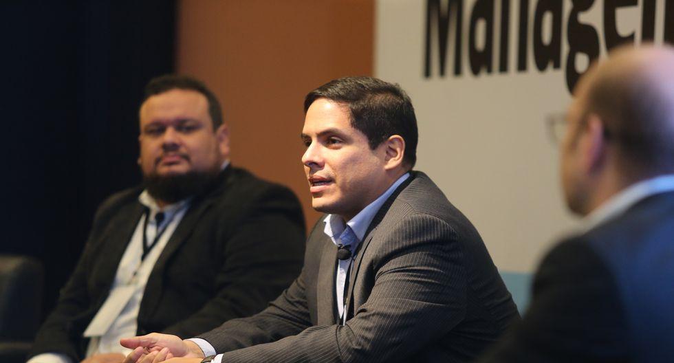Luis Daniel Arbulú, fundador de Xertica Labs, y Alfredo Ramirez, CEO de Comparabien.