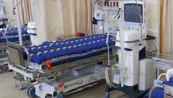De acuerdo con el presidente Martín Vizcarra, en los últimos meses la disponibilidad de camas hospitalarias pasó de 3.000 a 18.000. (Foto: Minsa)