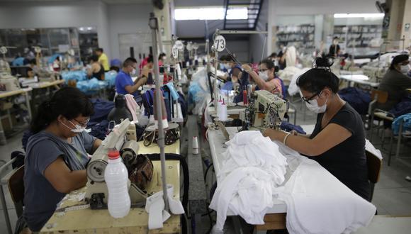 Las mypes conforman el 98% de la fuerza laboral en el Perú, pero tienen todavía muy poco acceso al sistema financiero. (Foto: GEC)