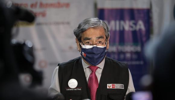 El Minsa respondió sobre cuándo será anunciada la vacunación a personas que padecen de diabetes, cáncer e hipertensión | Foto: El Comercio / Referencial