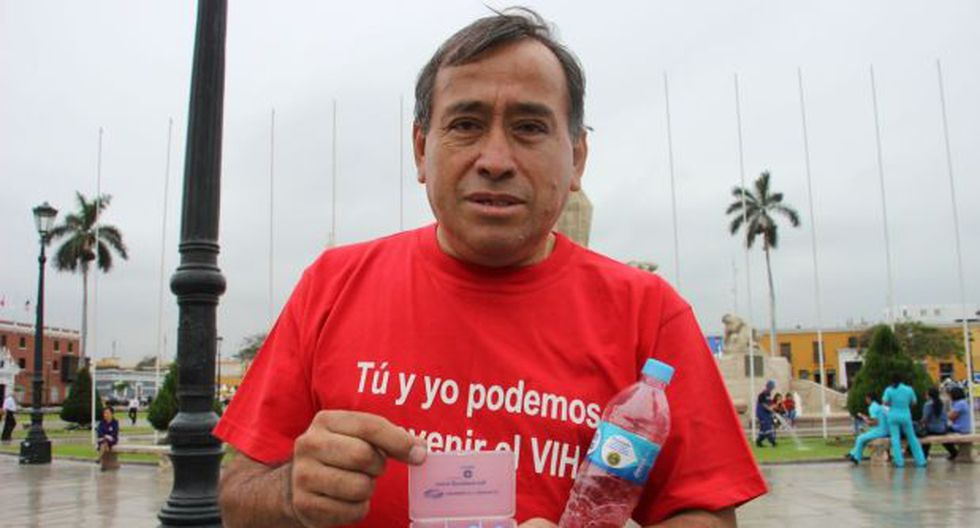 La Libertad: al menos 15 mil no saben que son portadores de VIH