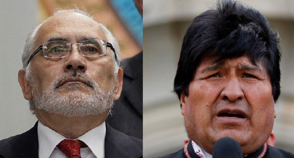 Bolivia: Ex presidente Carlos Mesa lanza candidatura para enfrentar a Evo en 2019.