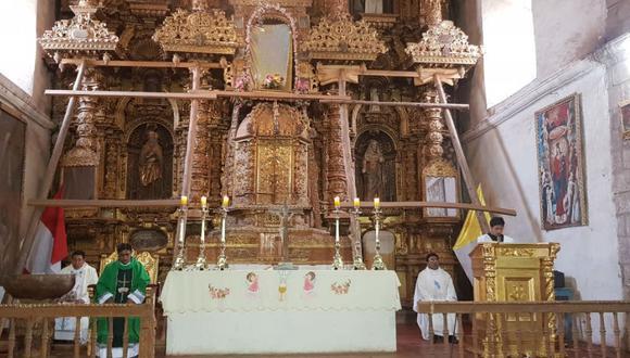 Ministerio de Cultura restaurará y pondrá en valor iglesias coloniales en Puno