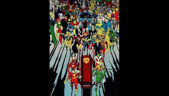 Facebook: Superhéroes del mundo despiden al Chapulín Colorado