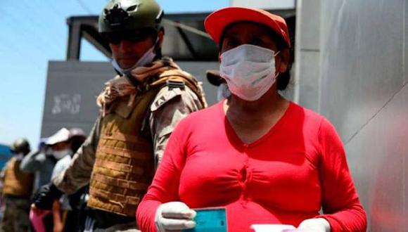 Los peruanos que tuvieron que frenar sus actividades por la cuarentena quieren saber más sobre el nuevo bono de 600 soles (Foto: GEC)
