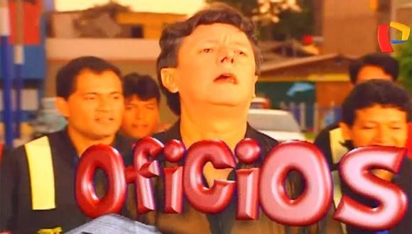 Mil Oficios es una teleserie peruana que fue producida y dirigida por Efraín Aguilar para Panamericana Televisión. (Foto: Panamericana TV)