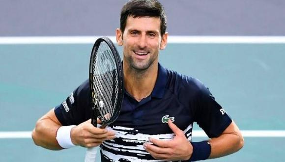 Novak Djokovic quiere seguir prolongando su reinado como número 1 del mundo. (Foto: Agencias).