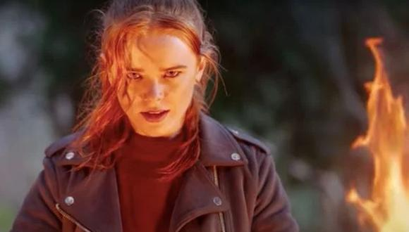 "En el mundo de ""Fate: The Winx Saga"", no se ha revelado mucho sobre la naturaleza de la Llama del dragón (Foto: Netflix)"