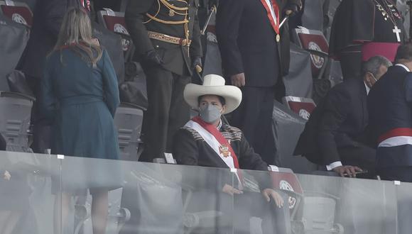"""Indicó que en vista de que no se está utilizando Palacio de Gobierno, no se sabe dónde despacha el mandatario, """"lo cual limita la transparencia"""". (Foto: El Comercio)"""