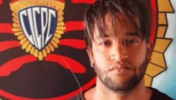 Raúl José Gregorio Martínez Ramírez   Capturan en Venezuela a hombre solicitado por Interpol por homicidio. Foto: El Nacional de Venzuela/ GDA