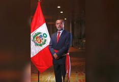 Íber Maraví Olarte será el nuevo ministro del sector Trabajo