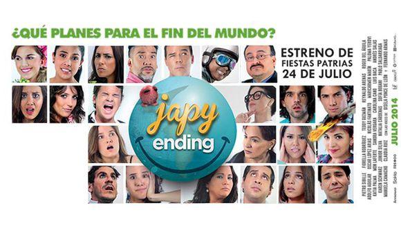 """""""Japy Ending"""": esta es nuestra crítica del nuevo filme peruano"""