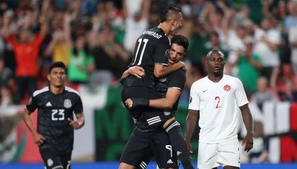 México y Costa Rica se verán las caras este sábado por los cuartos de final de la Copa Oro 2019. Para las casas de apuestas, ya existe un amplio favorito a llevarse la victoria (Foto: EFE)