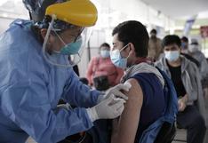 Vacuna contra el COVID-19: más de diecisiete millones 475 de peruanos ya fueron inmunizados