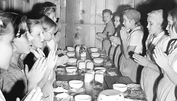 Cerca de 1.500 polacos vivieron refugiados en México hasta el final de la Segunda Guerra Mundial. (Foto: cortesía de la Embajada de México en Polonia, vía BBC Mundo).