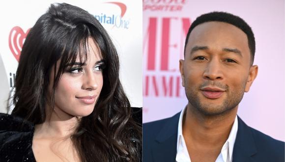 """Camila Cabello y John Legend se unieron a """"Free To Vote"""", una iniciativa que ha recaudado cerca de 25 millones de dólares para que los exprisioneros de Florida puedan pagar sus multas judiciales. (Foto: STEVEN FERDMAN / ROBYN BECK / AFP)"""