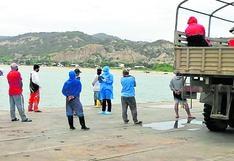 Tumbes: intervienen a 20 extranjeros en embarcaciones pesqueras y dos de ellos dan positivo a COVID-19