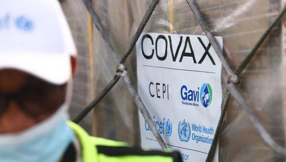 COVAX Facility eligió a Perú entre los primeros países para recibir las vacunas contra el COVID-19. (Foto: AFP)  (Photo by Nipah Dennis / AFP)