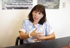 """Luisa Vetter: """"Rezamos para que el incendio jamás ocurra"""""""