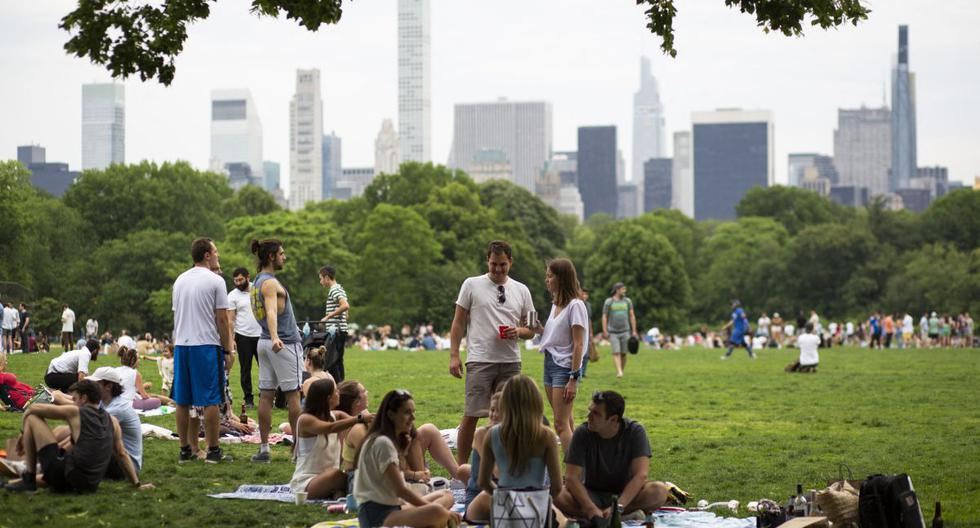 New York will hold a mega-concert in Central Park with thousands of people to mark its recovery from the pandemic