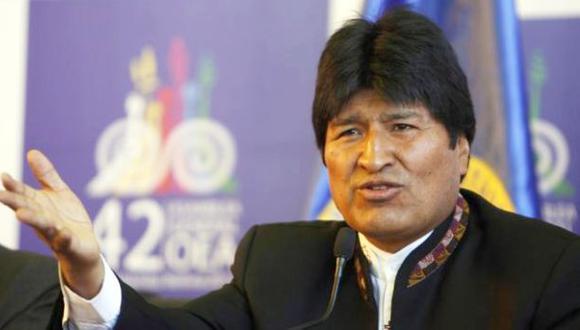 """Morales: """"El capitalismo es como el cáncer de la madre Tierra"""""""