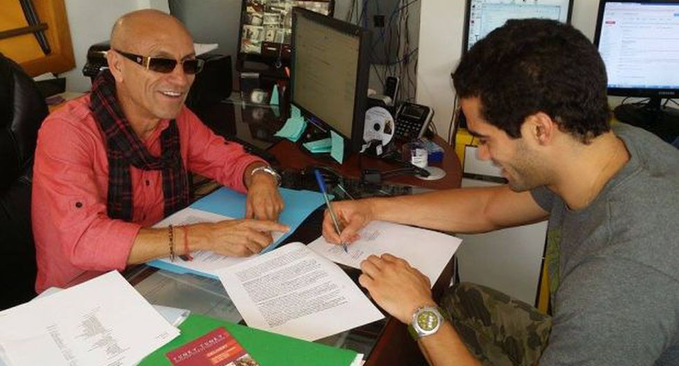 Guty Carrera comenzó a estudiar actuación en Miami - 1