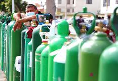 Gobierno confirma donación 20 toneladas de oxígeno por día a los hospitales del país