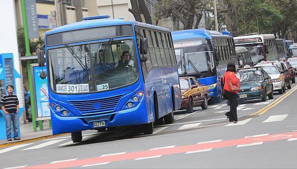 Municipio plantea continuidad de rutas de transporte por 3 años