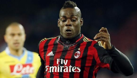 Mario Balotelli habría golpeado a un fotógrafo