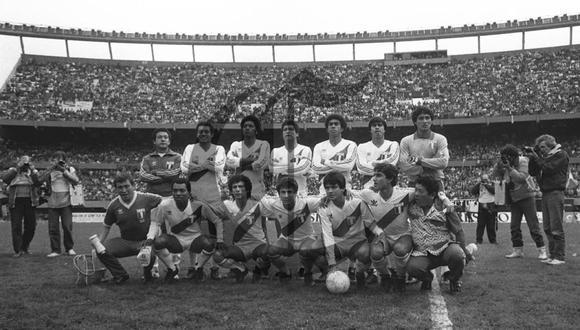 Perú no volvió a pelear una clasificación hasta Francia 98 y Rusia 2018, al que clasificamos. (Foto: Archivo Histórico El Comercio)
